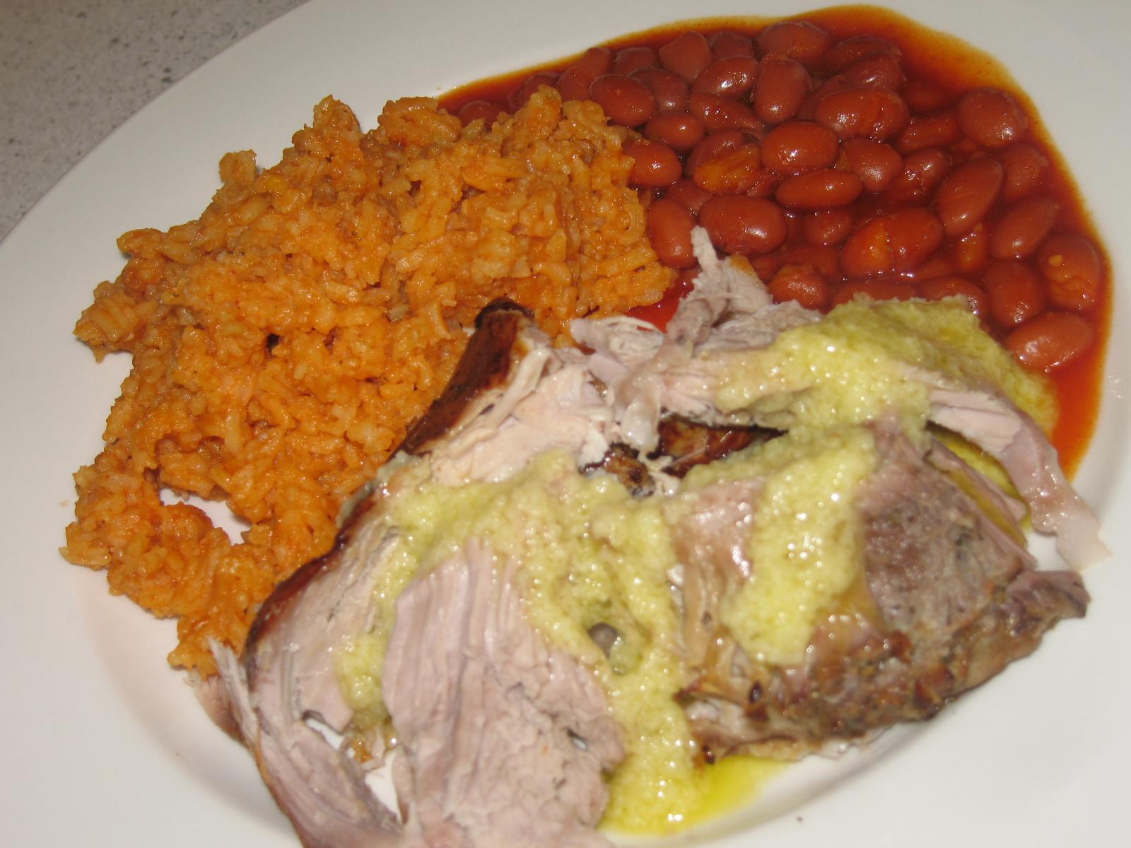 how to cook a boneless pork shoulder picnic roast